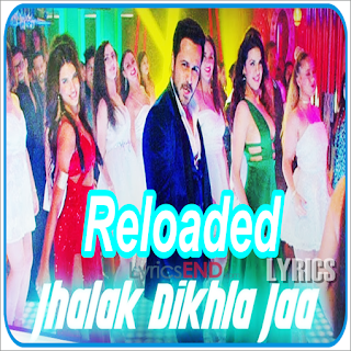 Jhalak Dikhla Jaa Reloaded Lyrics - The Body (2019)