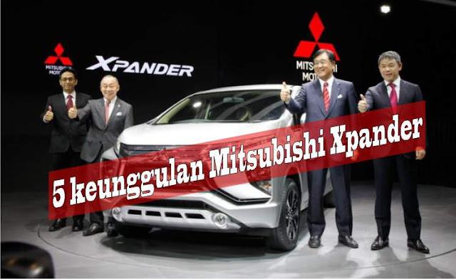 5_Keunggulan_Mitsubishi_Xpander