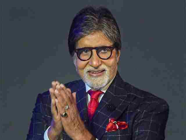 Most moneyed actors of India - Amitabh Bachchan