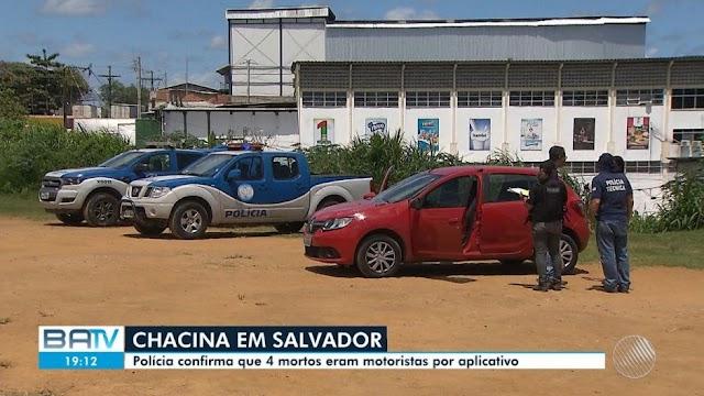 Matan a 4 choferes Uber en venganza por no trasladar a madre enferma en Brasil