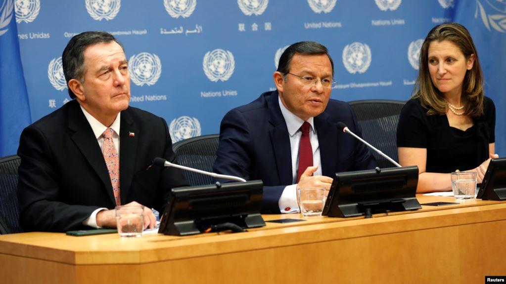 En un comunicado conjunto, los grupos incluyeron la crisis humanitaria que atraviesa Venezuela y aseguraron que