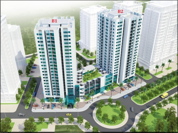 Tổng quan dự án twin towers