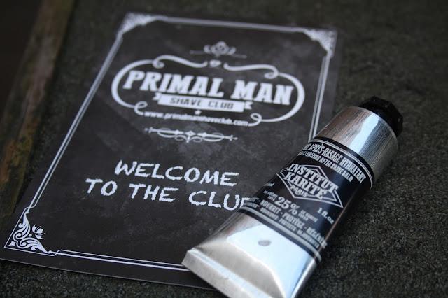 Primal Man Shave Club