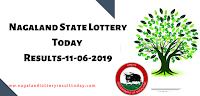 Nagaland Sambad Lottery Results 11.06.2019