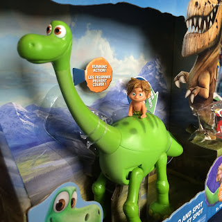 tomy the good dinosaur action arlo and spot