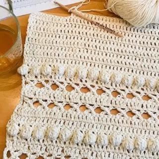 Punto Fantasía a Crochet