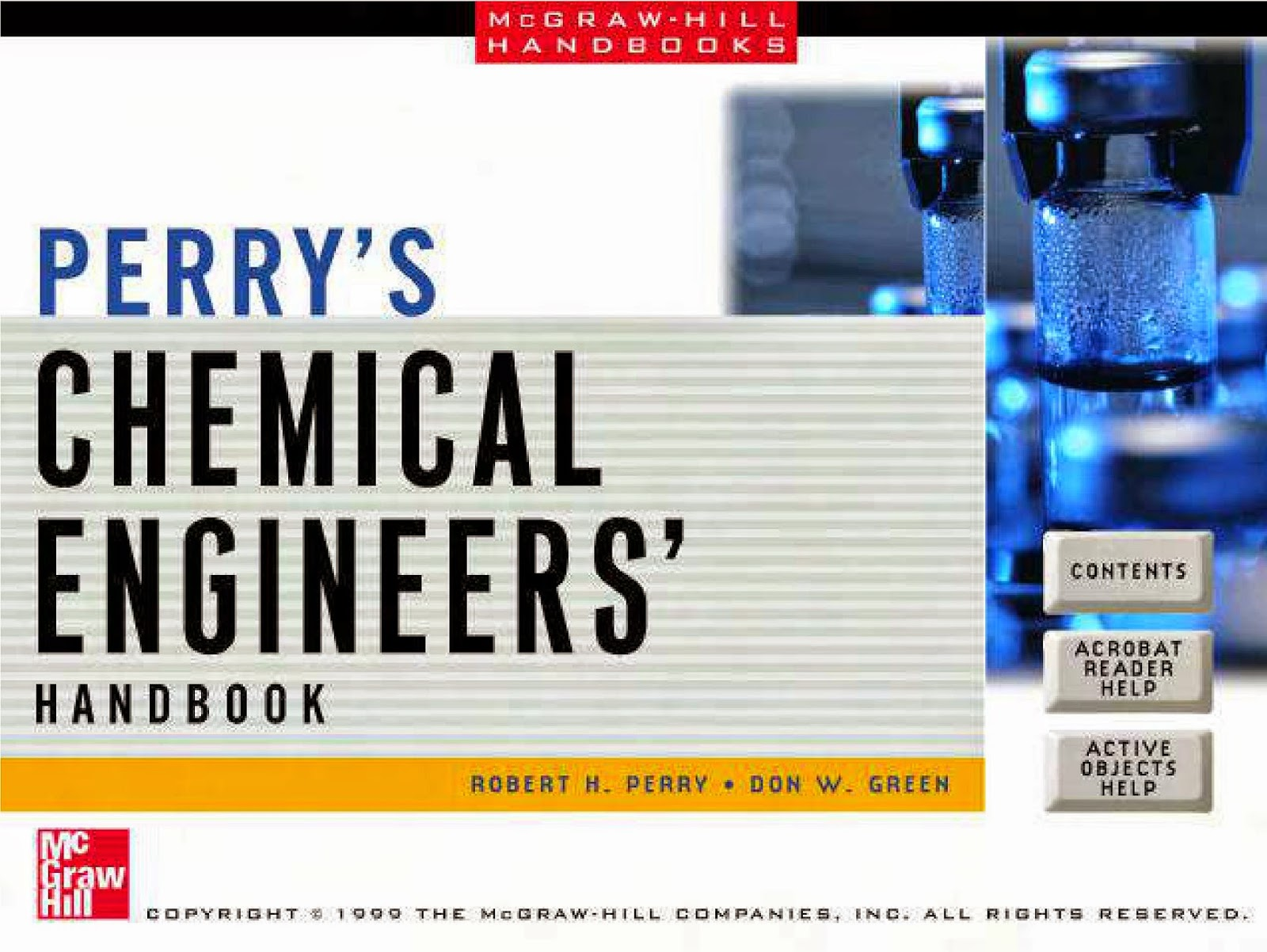 Perry Chemical Engineering