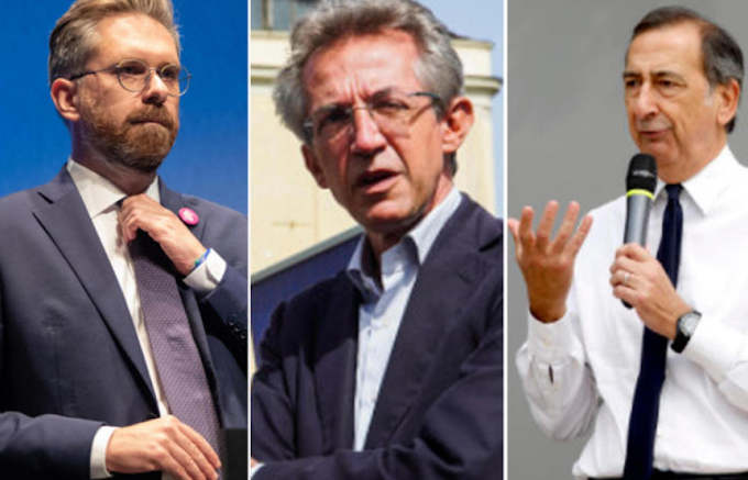 Elezioni, esulta il centrosinistra: Milano, Napoli e Bologna al primo turno
