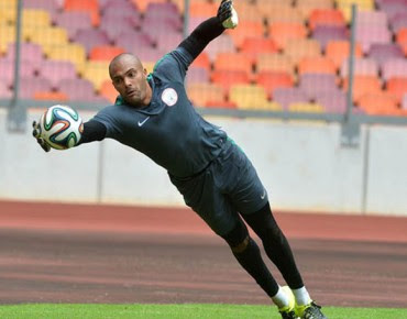 Image result for carl ikeme super eagles