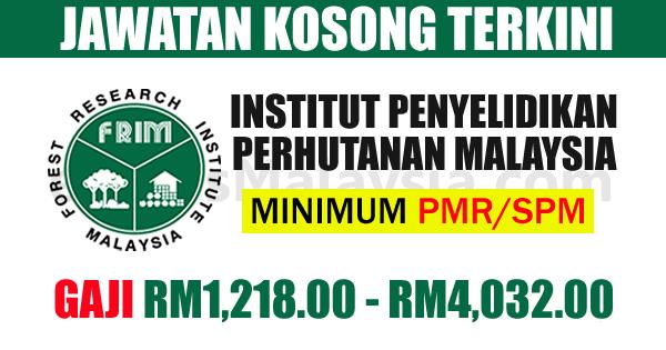 Institut Penyelidikan Perhutanan Malaysia FRIM