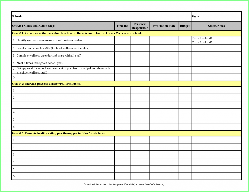 Doc16501275 Action Plan Template Free Action Plan Template – Business Action Plan Template Word