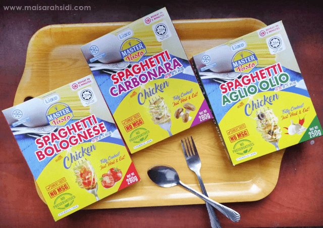 Spaghetti Segera Master Pasto Sedap dan Mengenyangkan!