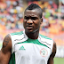 Mikel Obi's Chinese club, Tianjin Teda is set to sign Brown Ideye in multi-million Pounds deal