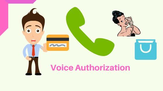 voice authorization