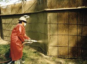 Rebound Safety of Shotcrete