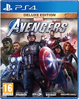 Thor, Iron Man, the Hulk, Black Widow, Ms Marvel and Captain America.