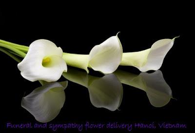 hanoi funeral flower shop