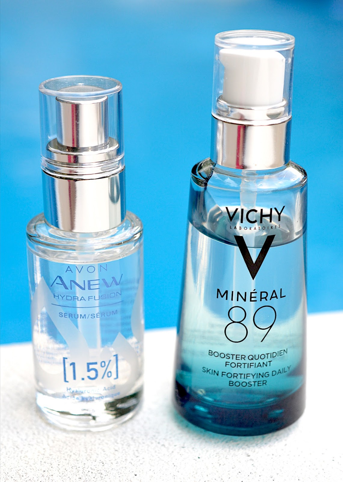 Review Vichy Mineral 89