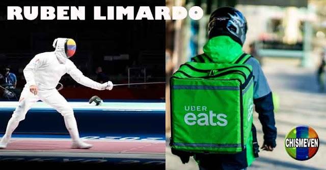 Ruben Limardo perdió en su primer combate | Continuará en UberEats