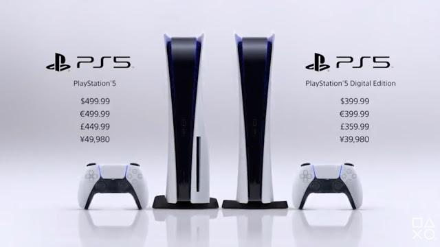harga resmi playstation 5