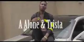 [VIDEO + AUDIO] A ALONE X TRISTA -- OLE (cover)