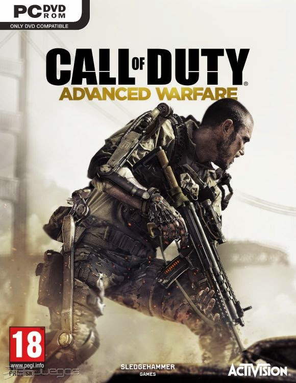 Call Of Duty Advanced Warfare PC Cover Caratula