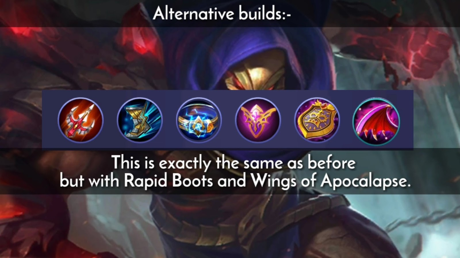 Mobile Legends Aldous Complete Guide Best Build 2019