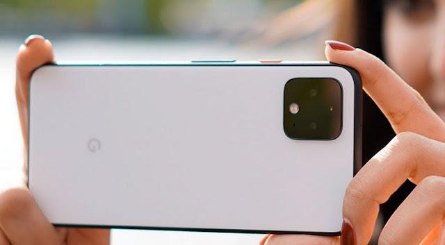Google Pixel 4 review Digital camera