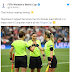 History-making referee Stephanie Frappart praised for Super Cup performance