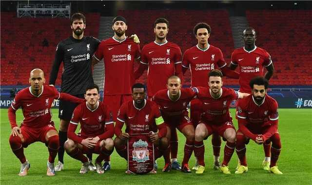 Not Mohammed Salah .. The masses choose a man match Liverpool and Leipzig
