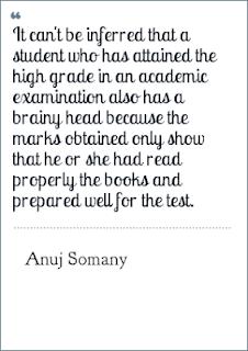 Examination Quotes
