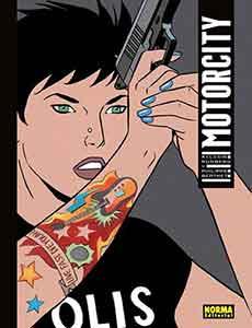Motorcity, un thriller dentro de la cultura rockera