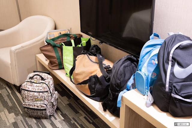 【大叔生活】2021 又是六天五夜的環島小筆記 (住宿篇) - 全家環島旅遊的行李真的是山多