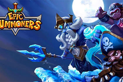 Download Game Android Epic Summoners 2