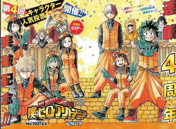 My Hero Academia'vote Breaks Down Its Strongest, Weakest Students