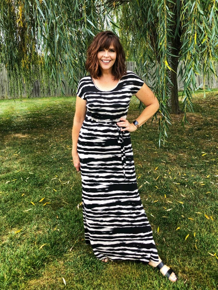 Sunday Style Over 50 - Living In The Present