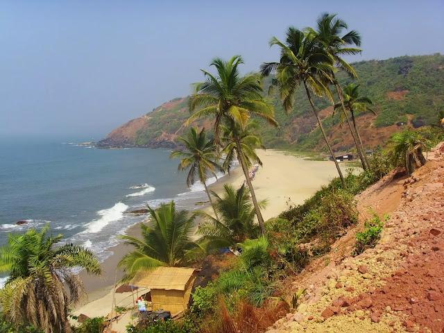 Arambol Beach, Butterfly Beach,Arambol Beach,Vagator beach,Palolem beach,Colva beach,Morjim Beach