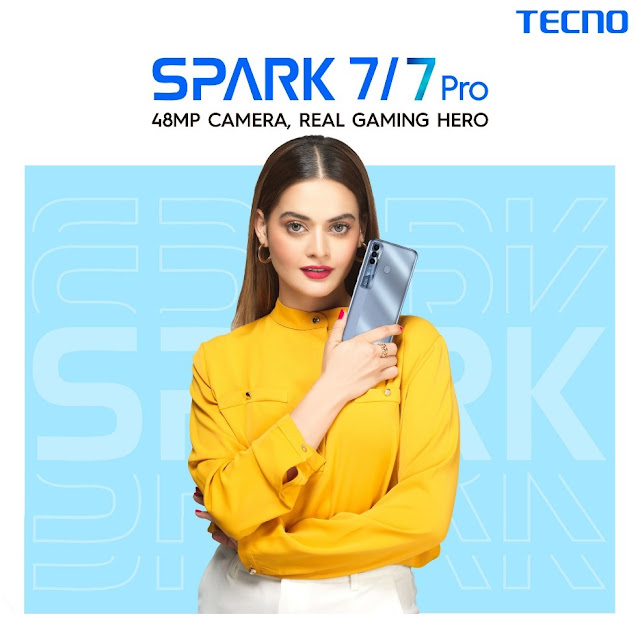 Looking to upgrade your device on a budget? TECNO's Spark 7 series is your answer