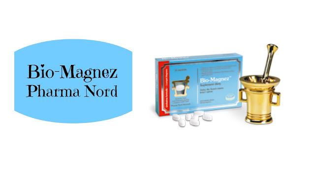 RECENZJA: Bio-Magnez | Pharma Nord