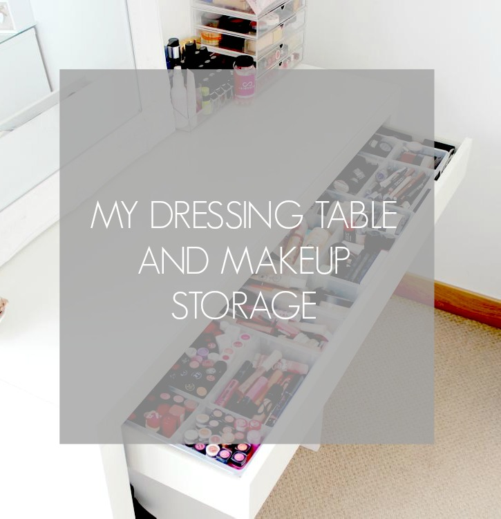 My Most Por Blog Post Of All Time Is The One About Ikea Malm Dressing Table And Makeup Storage When I Wrote That Never Expected It To Go