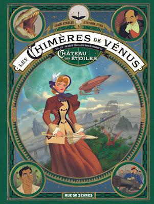 Les chimères de Vénus aux éditions Rue de Sèvres