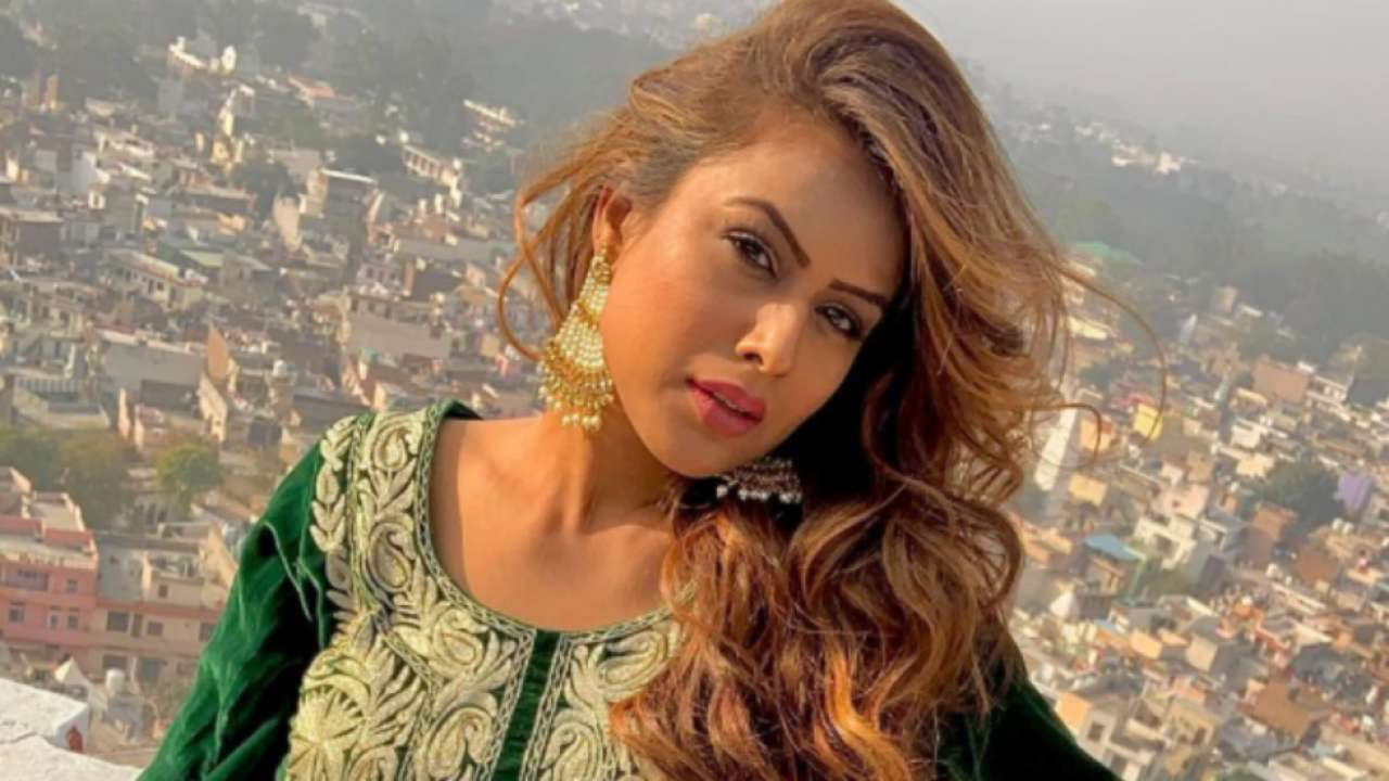 Actress Gossips: Nia Sharma stuns in traditional Eid look from the upcoming music video Tum Bewafa Ho