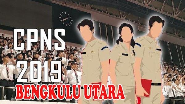 FORMASI CPNS 2019 KABUPATEN BENGKULU UTARA