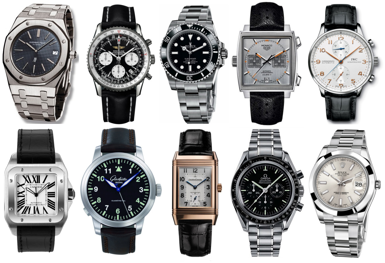 Latest wrist watches for men