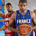 France Final 12 Roster, bannering 4 NBA players