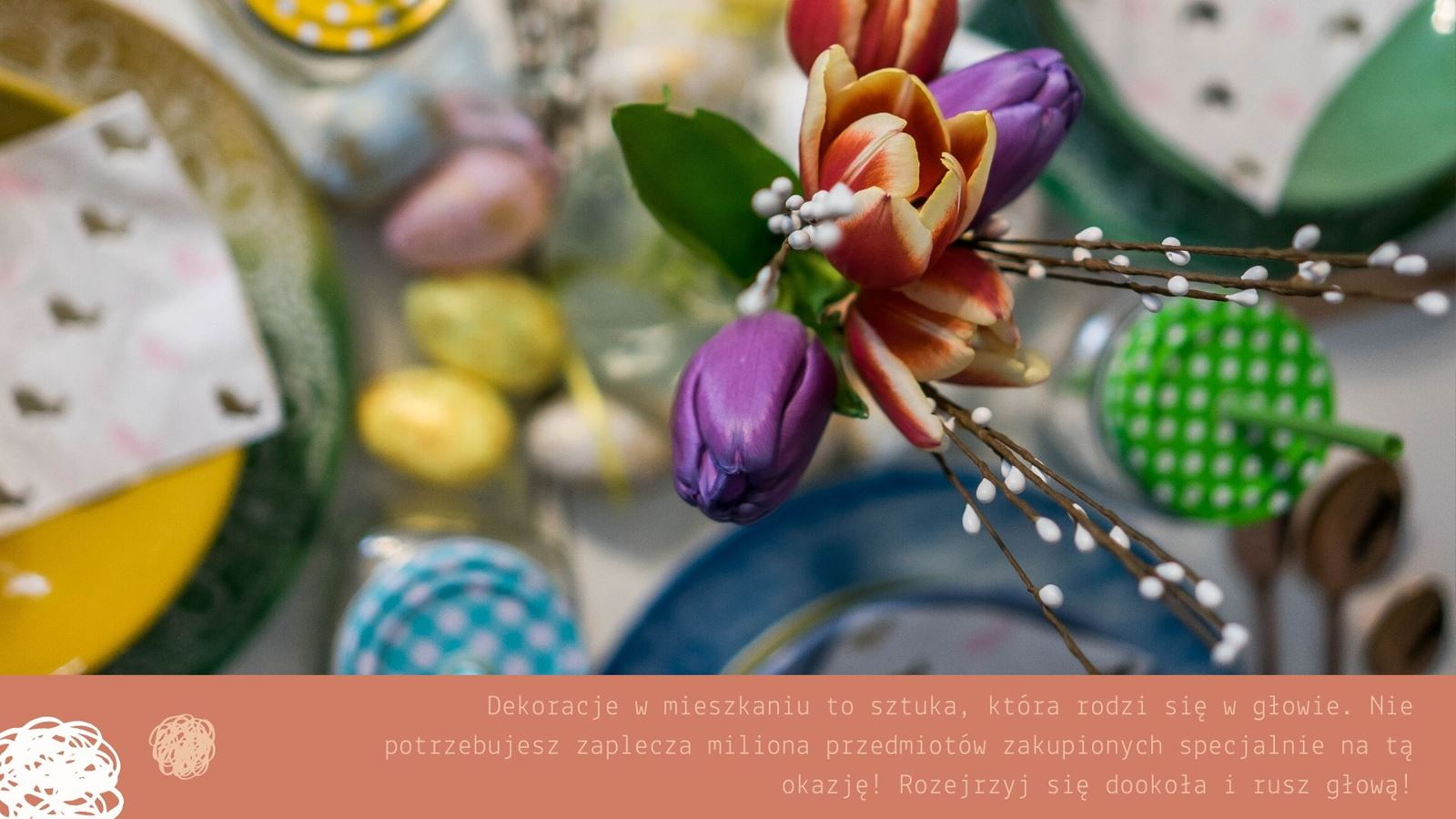11 kolorowe wiosenne talerze pomysły na kolorowe dodatki pastelowe talerze słoiki miski szklanki kubki do kuchni dla dzieci dla dziewczyny prezent na wiosnę wielkanoc zajączek