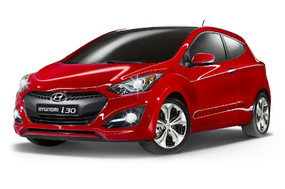 Hyundai i30 w wersji 3-drzwiowej
