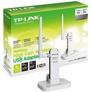 TP-Link TL-WN822N v3 Wireless Adapter Vista