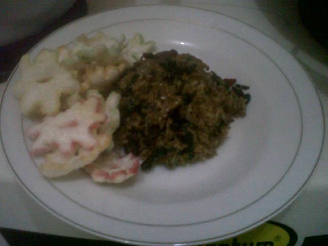 Resep nasi goreng kambing ala rumah makan ciwidey