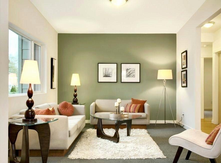 Warna Cat Dinding Ruang Tamu Yang Cantik - Bagikan Contoh